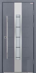 Дверь входная оцинкованная «S1»