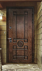 """Двери из корабельной фанеры """"Каталина"""""""