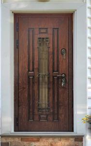 """Двери из корабельной фанеры """"Дипломат"""""""