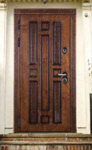 """Двери из корабельной фанеры """"Император"""""""