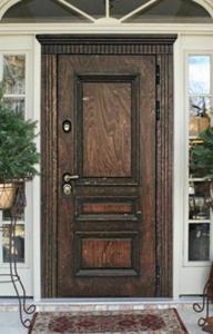 """Двери из корабельной фанеры """"Эмми"""""""