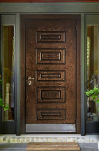 """Двери из корабельной фанеры """"Савона"""""""