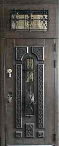 Стальная дверь «ФАСАД-4»