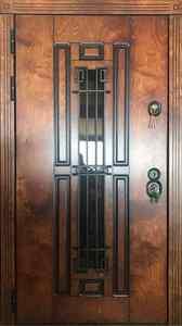 Стальная дверь «Омега»