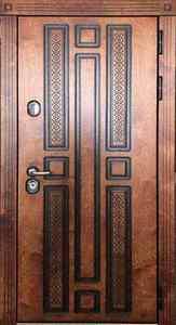 Стальная дверь «Цезарь»