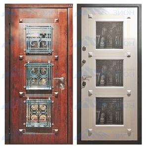 """Металлическая дверь """"Фасад 5"""""""