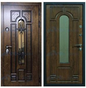 Стальная дверь «ФАСАД 4»