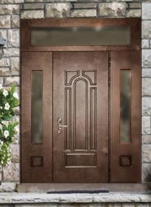 """Двери из корабельной фанеры """"Соло +"""""""