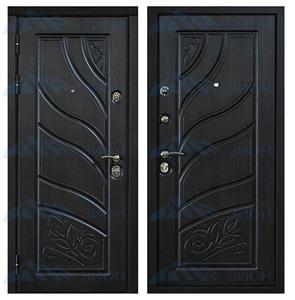 """Металлическая дверь """"Лилия"""""""