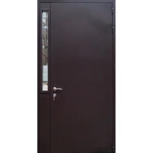 Дверь оцинкованная ДМ-00510