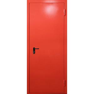 Дверь оцинкованная ДМ-00736