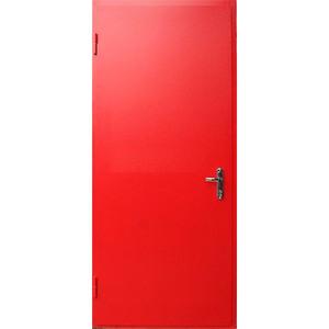 Дверь оцинкованная ДМ-00744