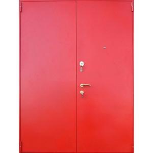 Двери оцинкованная ДМ-00754