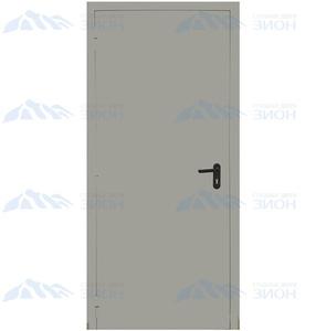 Однопольная противопожарная дымонепроницаемая дверь  ДП-2 (EI-30) СТБ1394-2003 СТБ-1647-2006