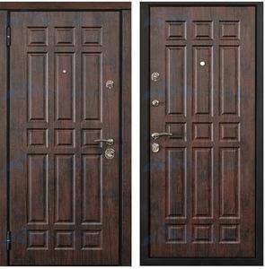 """Металлическая дверь """"Параллель"""""""