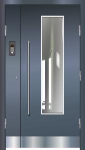 """Домофонная дверь """"Зион 1"""""""