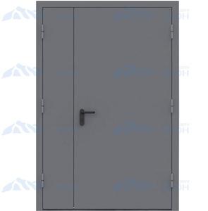 Двупольная противопожарная  дымонепроницаемая дверь  ДП-2 (EI-30) СТБ1394-2003 СТБ-1647-2006
