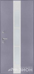 Дверь входная оцинкованная «S10»
