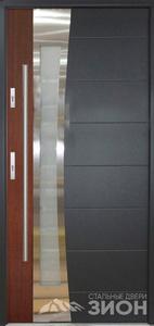 Дверь входная оцинкованная «S13»