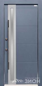 Дверь входная оцинкованная «S2»