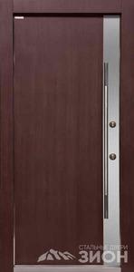 Дверь входная оцинкованная «S3»