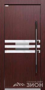 Дверь входная оцинкованная «S4»