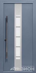Дверь входная оцинкованная «S7»