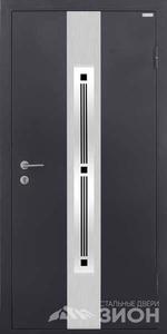 Дверь входная оцинкованная «S8»