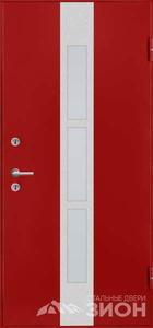 Дверь входная оцинкованная «S9»