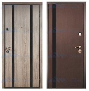 """Металлическая дверь """"Техно-5"""""""
