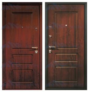 """Металлическая дверь """"Трио 2 контура"""""""