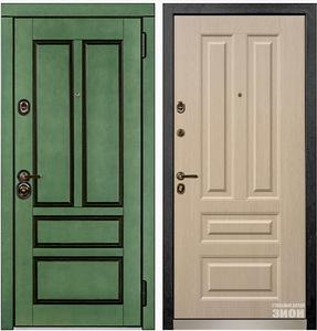Стальная дверь «Сиена»